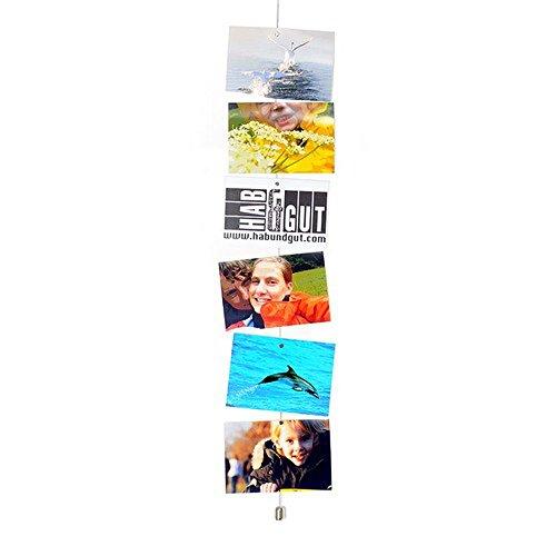 HAB & GUT (MC001) Fotoseil Bilderseil Magnets...