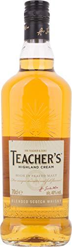 Teacher\'s Blended Scotch Whisky, voller und ...