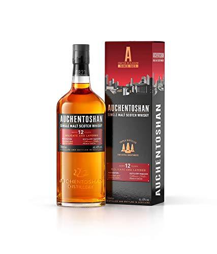 Auchentoshan 12 Jahre Single Malt Scotch Whis...