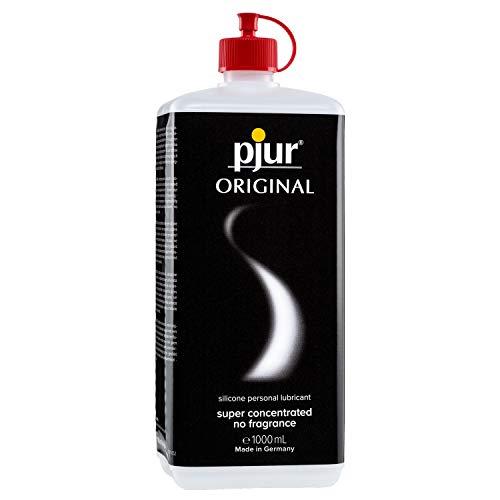 pjur ORIGINAL - Premium Silikon-Gleitgel - la...