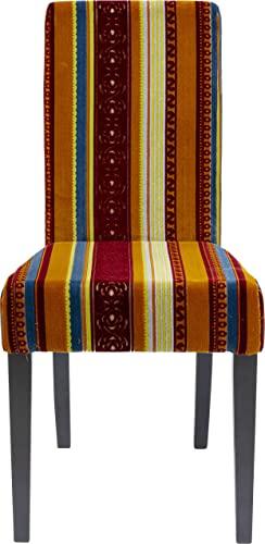 Kare Design Stuhl Econo Very British, Rot-Gel...