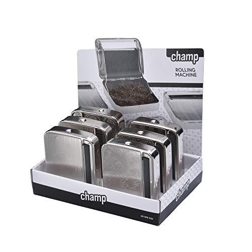 CHAMP - Zigarettenrollbox - Tabakrollmaschine...