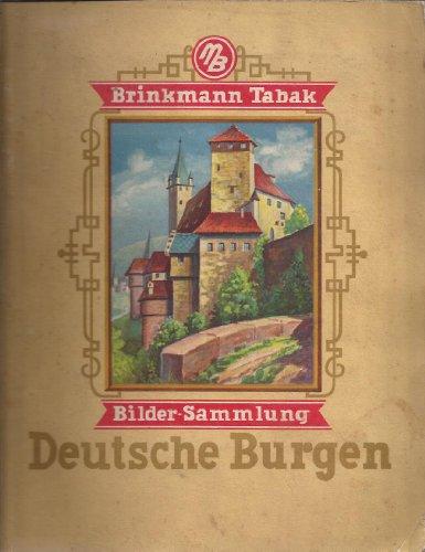 Bilder-Sammlung Deutsche Burgen. Brinkmann Ta...