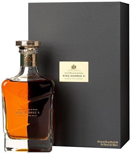 John Walker & Sons King George V Blended Scot...