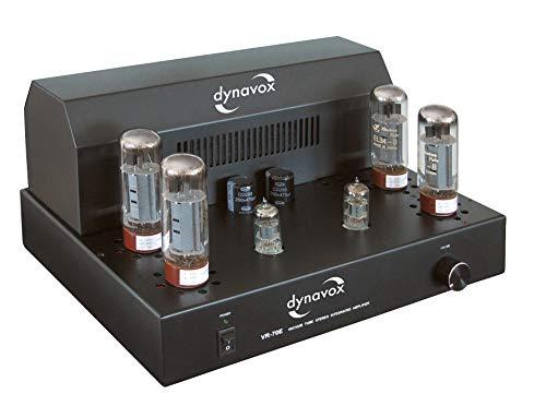 Dynavox Röhrenvollverstärker VR-70E II schw...