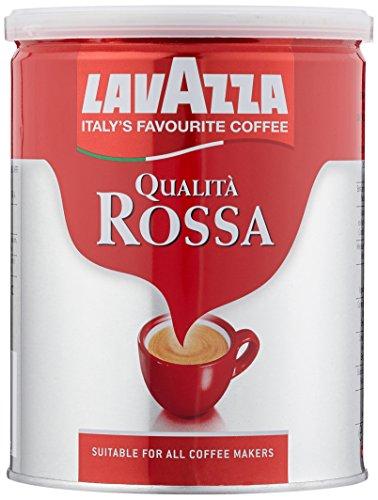 Lavazza Gemahlener Kaffee - Qualità Rossa - ...