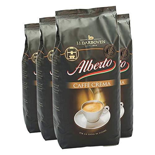 Alberto Café Crèma Kaffee Bohnen 100{3560cd...