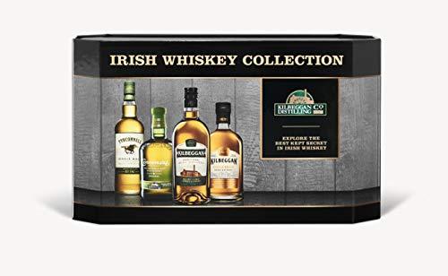 Cooleys Irish Whiskey Geschenkset mit Tyrconn...