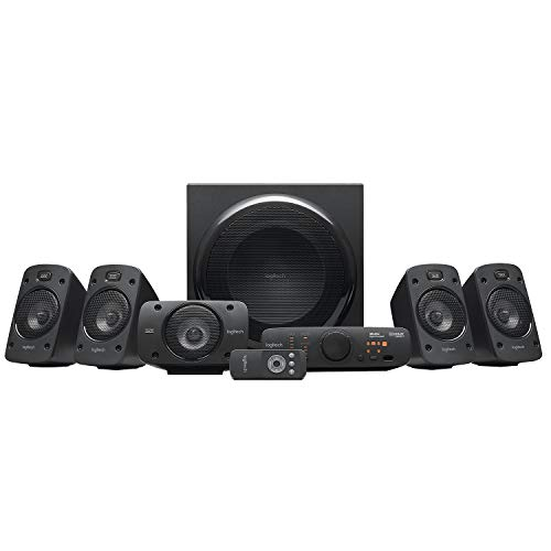 Logitech Z906 5.1 Sound System, Lautsprecher ...