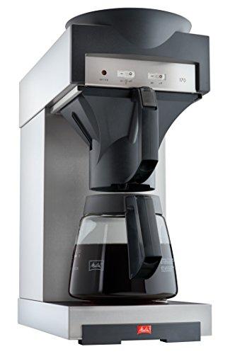 Melitta Filterkaffeemaschine mit Glaskanne, 1...