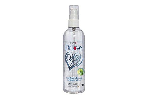 Dr. Love Aloe Aqua Gleitgel (200 ml). Das sen...