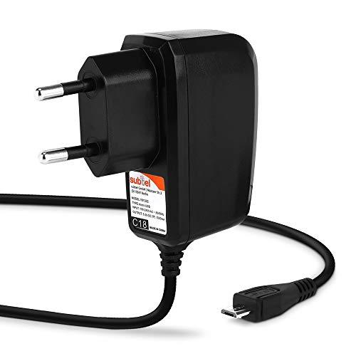 subtel® Qualitäts Ladekabel - 1.1m (1A / 10...
