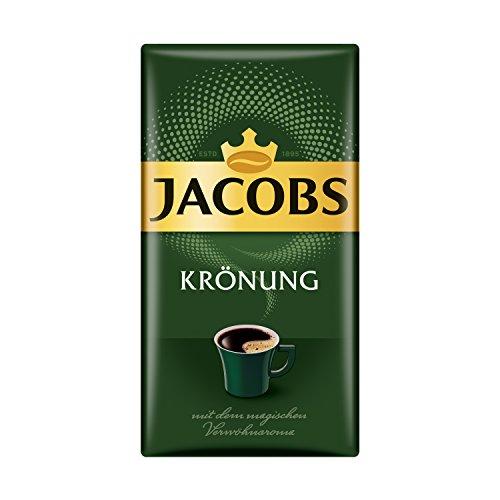 Jacobs Filterkaffee Krönung Klassisch, gemah...