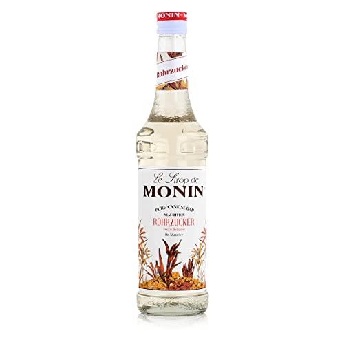 Monin Le Sirop de Rohrzucker Sirup Flasche, 1...