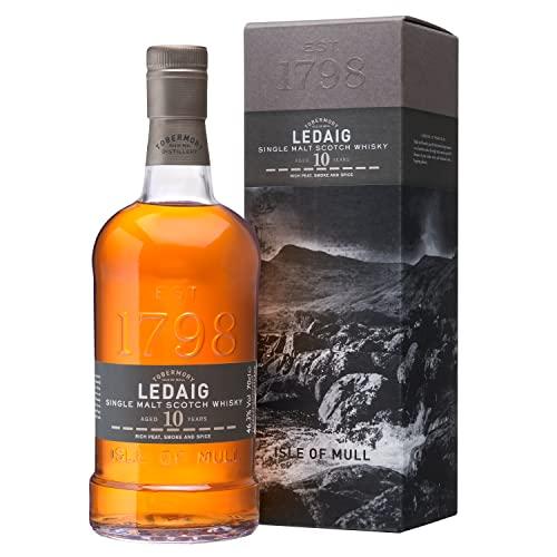 Ledaig 10 Jahre - Single Malt Whisky (1 x 0.7...