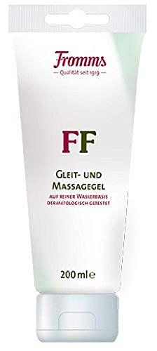 Fromm\'s FF Gleit- und Massagegel auf Wasserb...