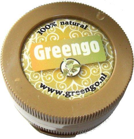 "Tabakmühle Tabak-Grinder \""Greengo\"", dreite..."
