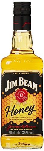 Jim Beam Honey - Bourbon Whiskey mit Honig-Li...