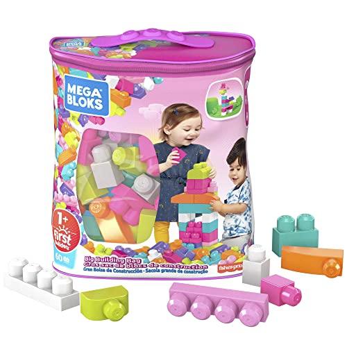 Mega Bloks DCH54 - Bausteinebeutel Medium mit...