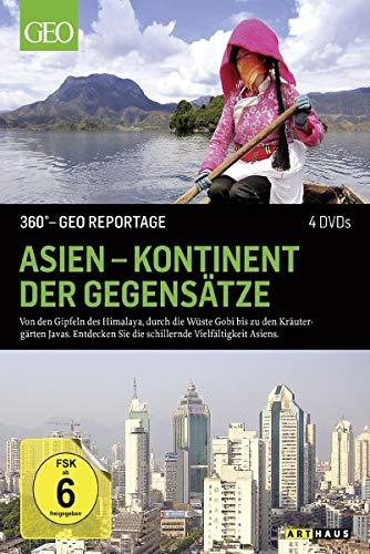 360° - GEO Reportage: Asien - Kontinent der ...