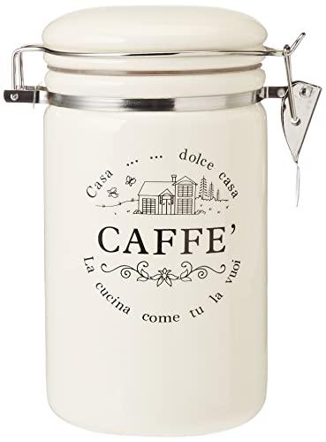Kaffeedose Dolce Casa, 850 ml., Keramik mit B...