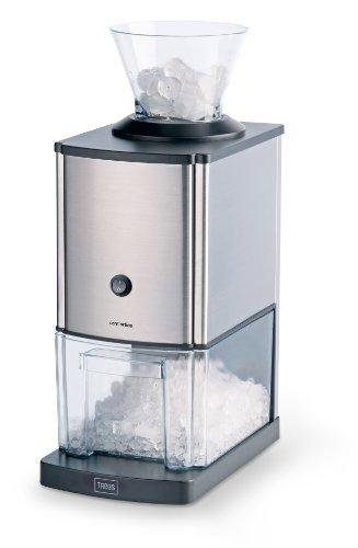 Trebs Edelstahl Eiscrusher ideal für Softdri...