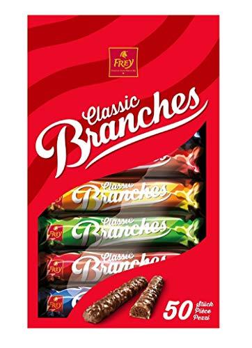 Frey Branches Classic Schokoriegel 50er-Pack ...