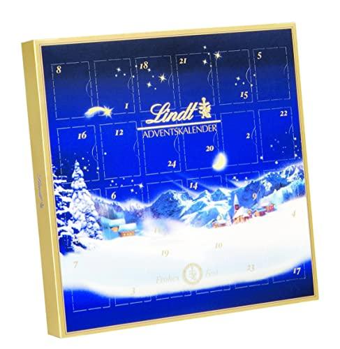Lindt Mini Tisch Adventskalender Weihnachtsza...
