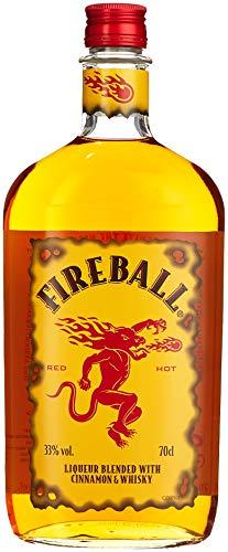 Fireball Likör Blended With Cinnamon & Whisk...