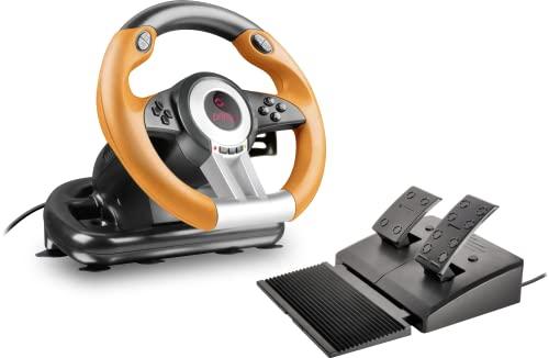 Speedlink DRIFT O.Z. Racing Wheel - USB Gamin...