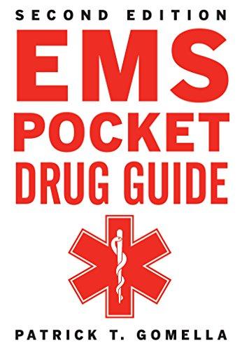 EMS Pocket Drug Guide 2/E (English Edition)