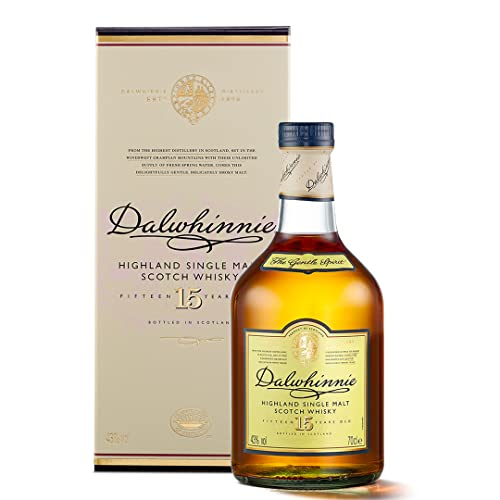 Dalwhinnie Highland Single Malt Scotch Whisky...