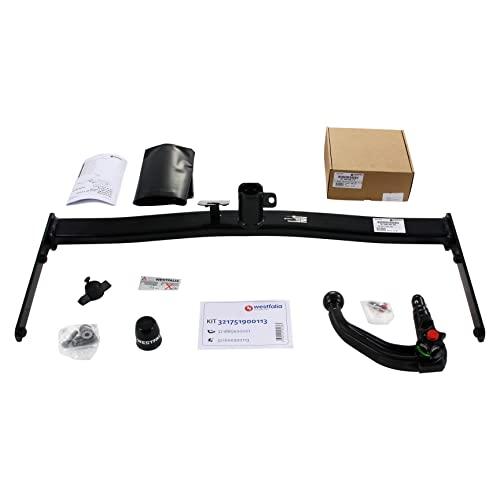Westfalia abnehmbare Anhängerkupplung - AHK ...
