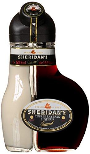 Sheridan\'s Coffee layered Likör (1 x 0.5 l)