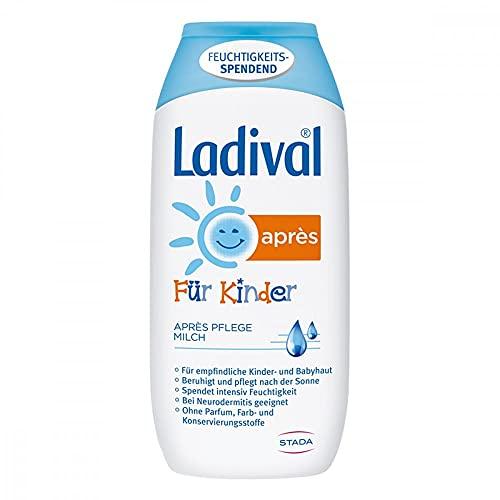 Ladival für Kinder Après Pflege-Milch, 200 ...
