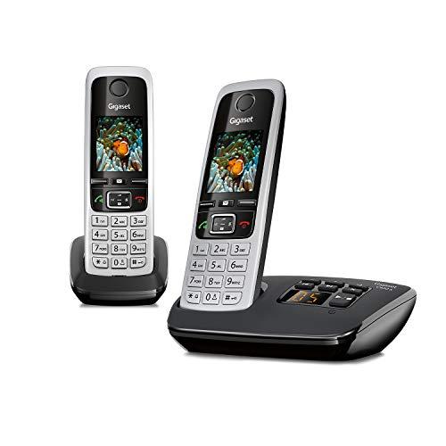 Gigaset C430A Duo 2 schnurlose Telefone mit A...