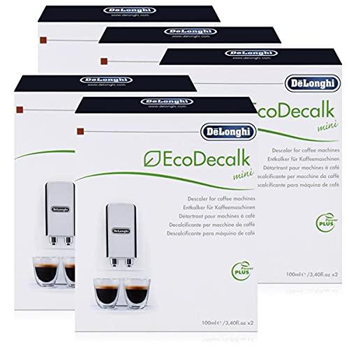 DeLonghi Entkalker EcoDecalk mini Sparpack 2 ...