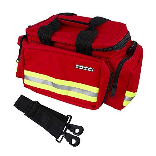 Elite Bags Leichte Notfalltasche, Rot