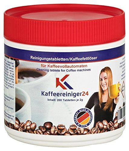 Reinigungstabletten für Kaffeevollautomaten ...