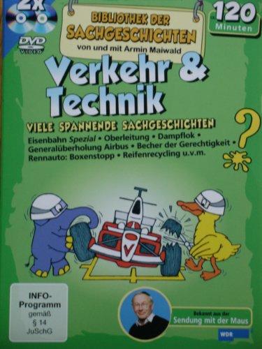 Bibliothek der Sachgeschichten - Verkehr & Te...