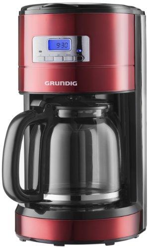 Grundig KM 6330 Kaffeemaschine Red Sense (1,8...