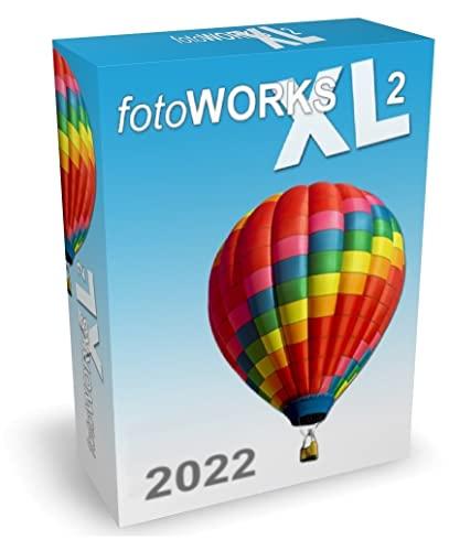 Fotoworks XL 2 (2021er Version) Bildbearbeitu...
