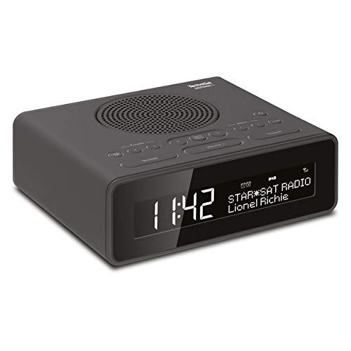 TechniSat Digitradio 51 DAB Radiowecker (DAB+...