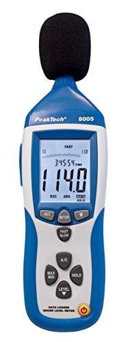 PeakTech 8005 - Schallpegelmessgerät Klasse ...