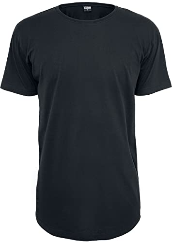 Urban Classics Herren Shaped Long Tee T-Shirt...