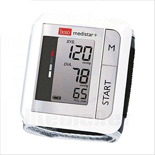 boso medistar+ – Handgelenk Blutdruckmessge...