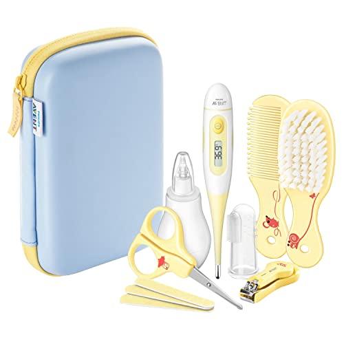 Philips Avent Babypflege-Set SCH400/00, 10 Te...