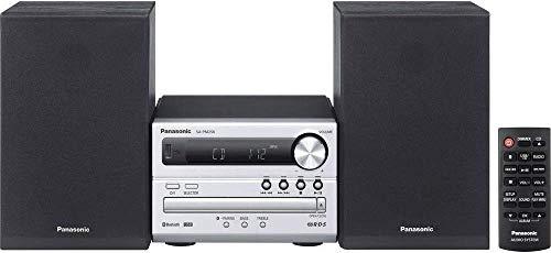 Panasonic SC-PM250EG-S Micro-Anlage mit HiFi-...