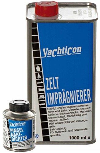 YACHTICON Imprägnier-Set: Zelt & Markisen Im...