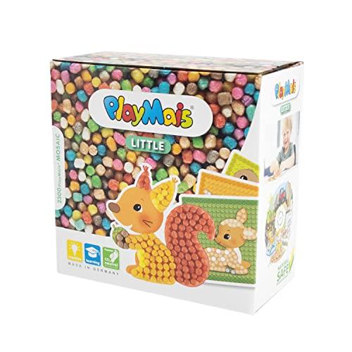 PlayMais Mosaic Little Forest Kreativ-Set zum...